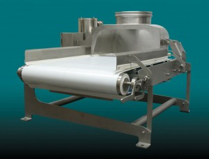 continuous weigh belt conveyor feeder